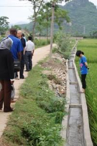 s. 4. Fælles vandanlæg, som er etableret for ADDAs indsamlingsmidler i Nghe An provinsen. Vietnam.,426x640